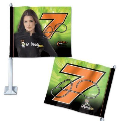 Car Flag of your favorite Driver