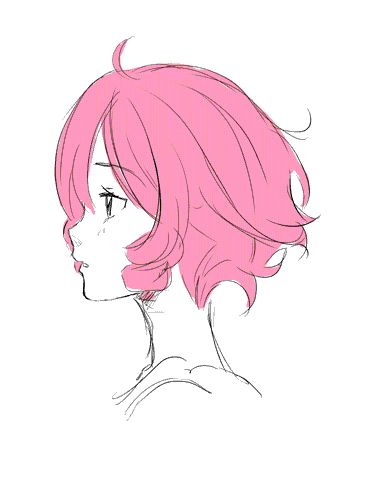 Turn Practice By Nanaere On Deviantart Animated Drawings Animation Art Anime Art