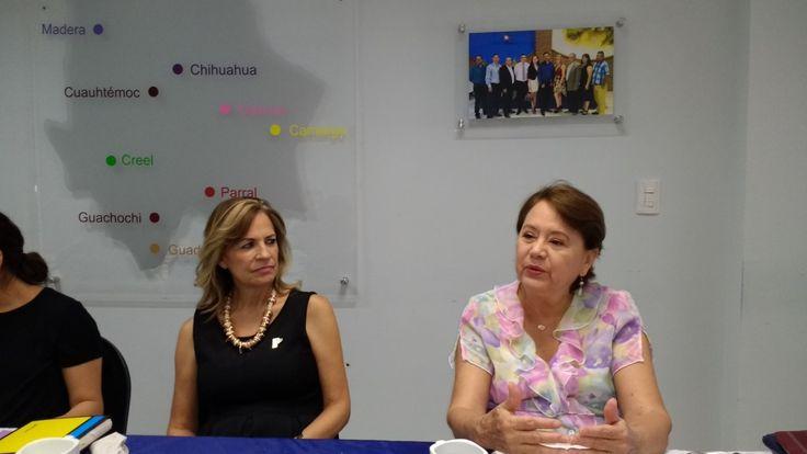 Chihuahua, Chih.- Está mañana en las instalaciones de la Universidad Pedagógica Nacional del Estado de Chihuahua (UPNECH), dió a conocer