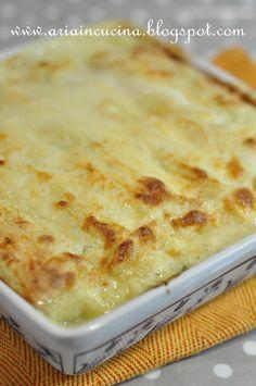Cannelloni di crespelle con crescenza e spinaci