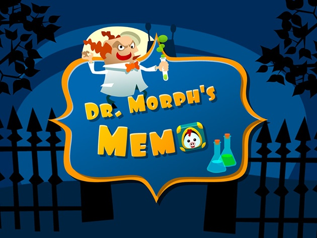 Dr. Morph's Memo Review  http://www.sweetkidsapps.com/dr-morphs-memo-review/