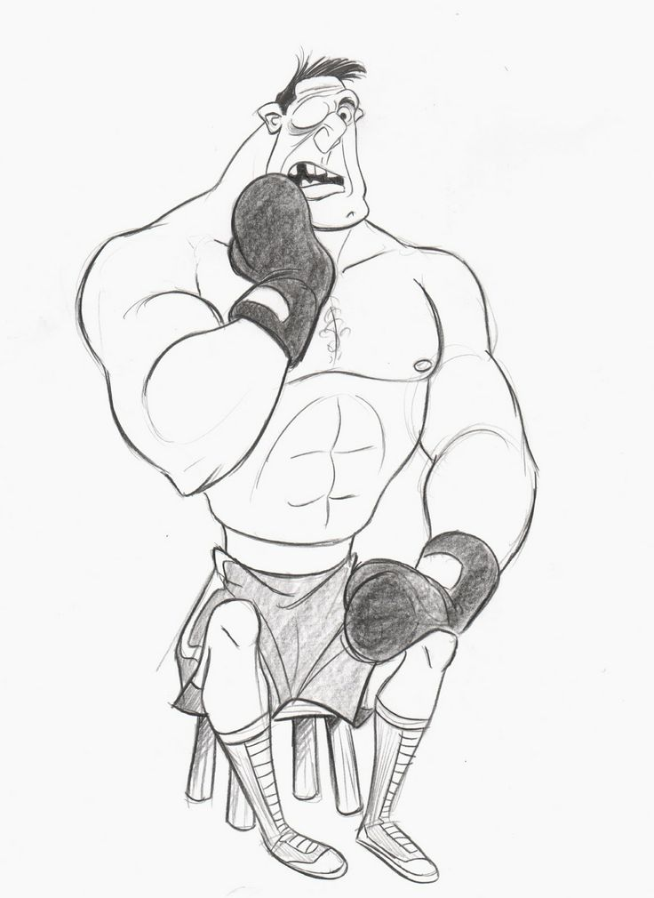 97 best Character Pose Boxing images on Pinterest Drawings - character reference