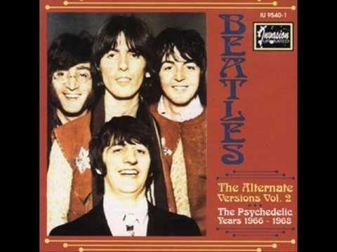 The Beatles - Paperback Writer (Take 1)