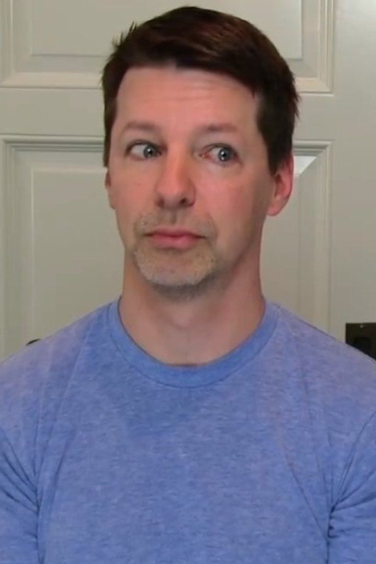 Sean Hayes and Hubby Lip-Sync Iggy Azalea And Jennifer Hudson's 'Trouble,' Are Totally Charming