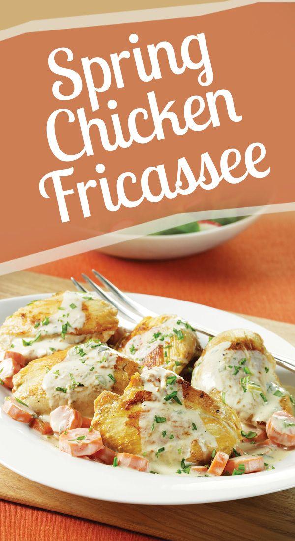 Paleo Secret Recipe Chicken Fricassee