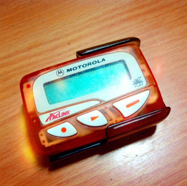 Motorola Flex Pager Motorola, Pagers, Flex