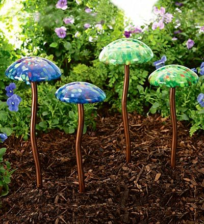 Magical Fairy Gardens - how to make your own fairy garden. Fun Fairy Activities. Fairy Food Recipes.