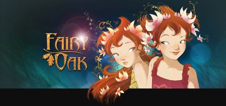 Fairy Oak-Vanilla and Lavender:The Twins
