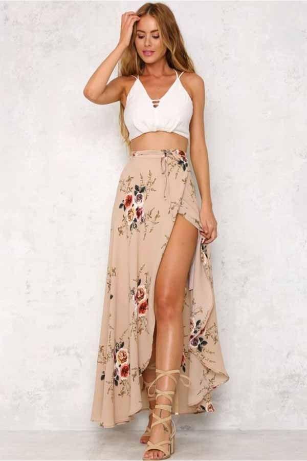 Warum wählen oder bevorzugen Sie ein bestimmtes Kleidungsmuster? Dich schön aussehen zu lassen. N …