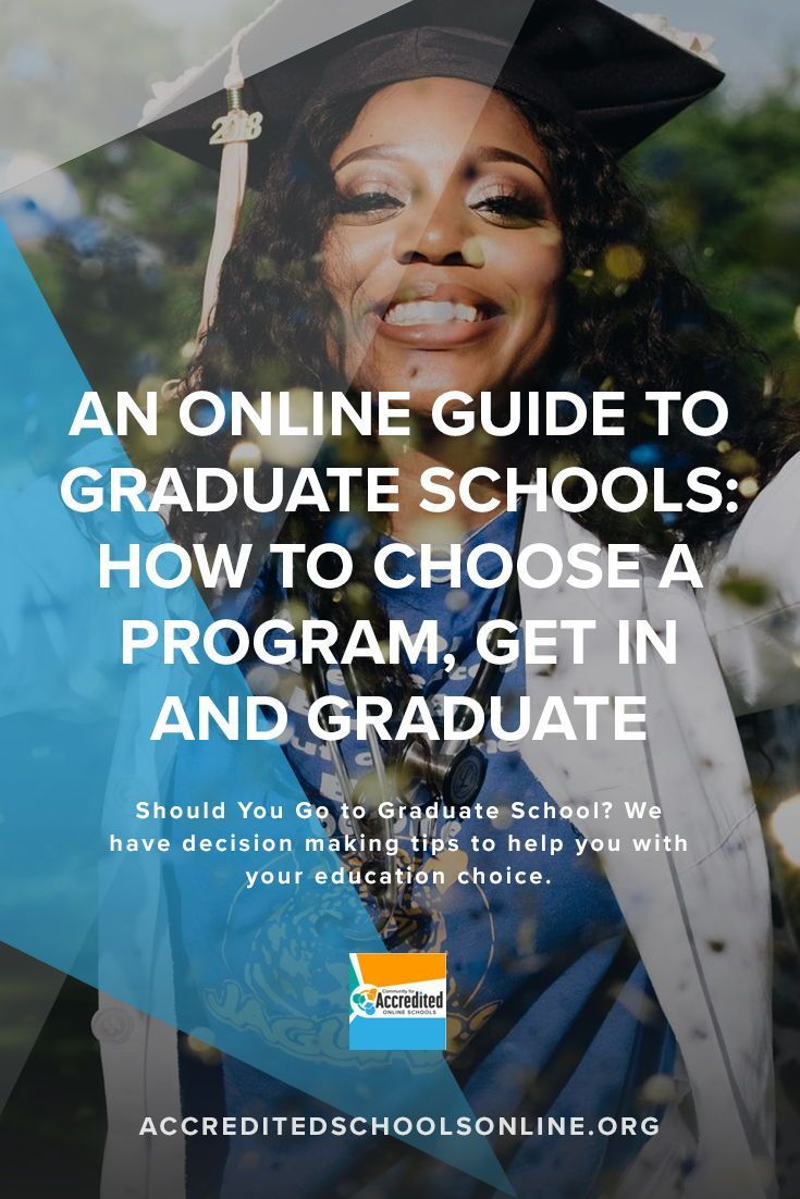 Graduate School Gives Students Of All Kinds A Tremendous Opportunity To Grow Academically Professionally And Financially The Following Guide Ex Online Programs