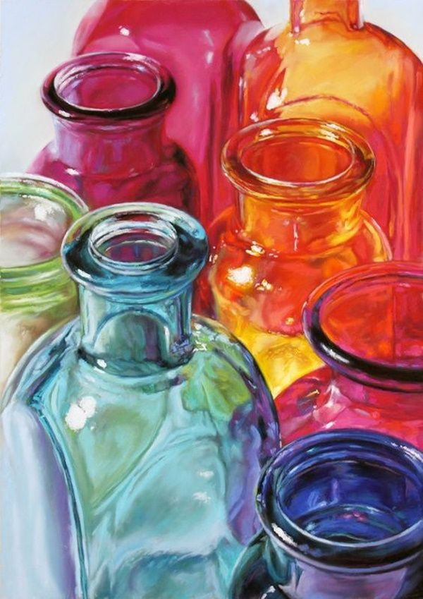 40 Easy Still Life Painting Ideas For Beginners Flowers Painting