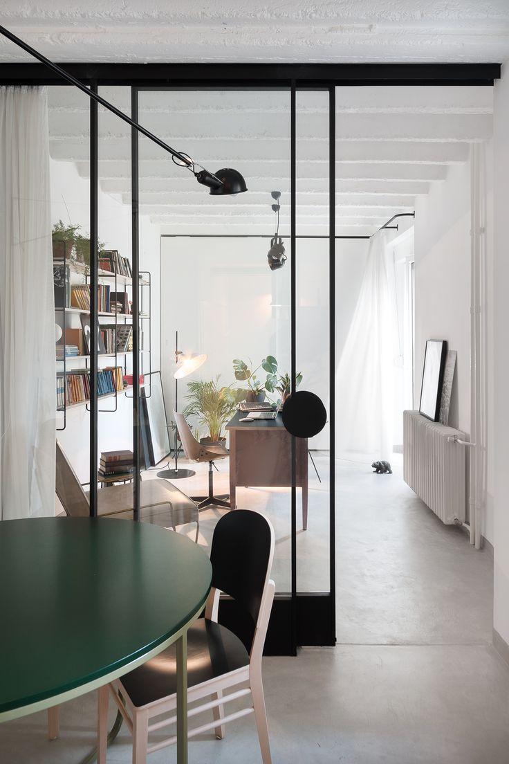 Minimal Design Blog. Interior Glass ...