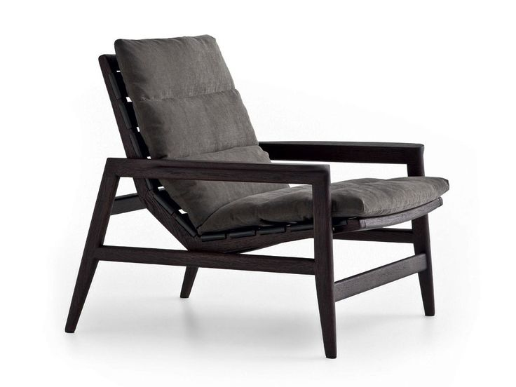IPANEMA Fabric Armchair By Poliform Design Jean Marie Massaud