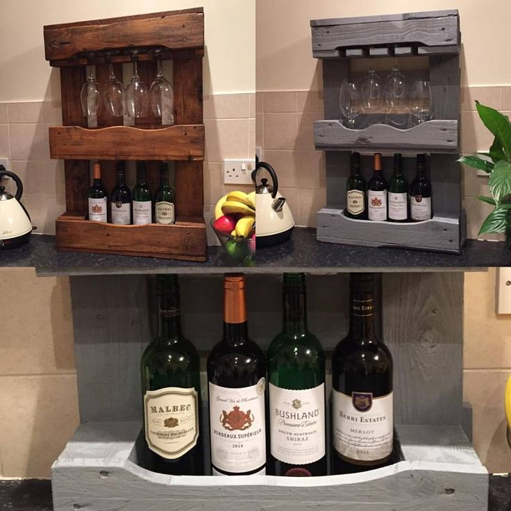 Wine not? #palletpossessions #pallets #furniture #supportsmallbusiness #recycled #livingthedream