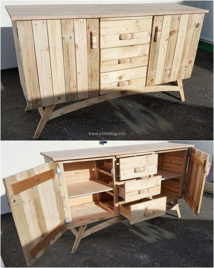 20 Plans For Wooden Pallet Recycling
