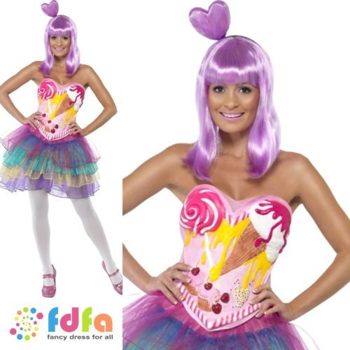 POP-STAR-CANDY-QUEEN-KATY-PERRY-UK-4-14-womens-ladies-fancy-dress-costume