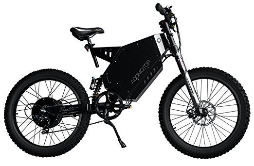 Addmotor Toretto 3000w Electric Bicycles Mountain 40mph Electric