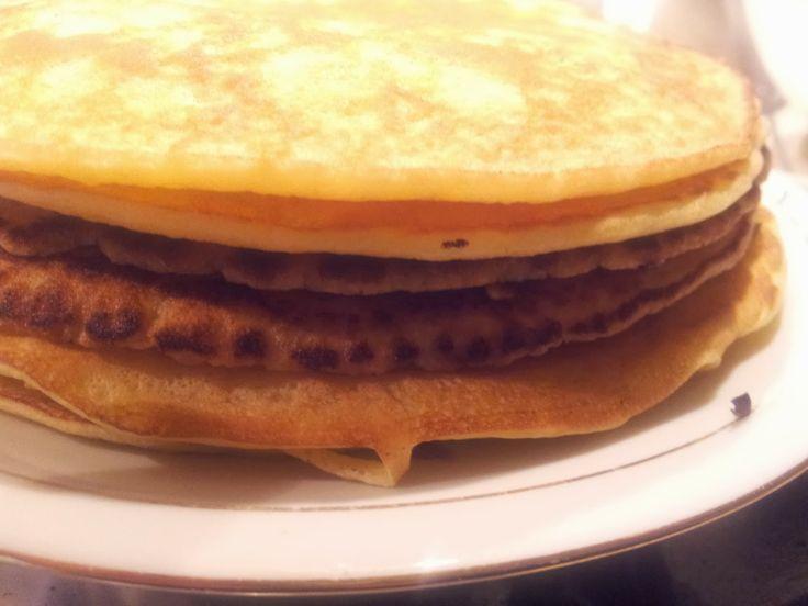 Cucina Cafè!!: Pancake ricetta canadese.....sublimi