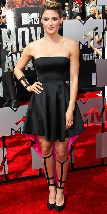 Jill Wagner - MTV Movie Awards 2014