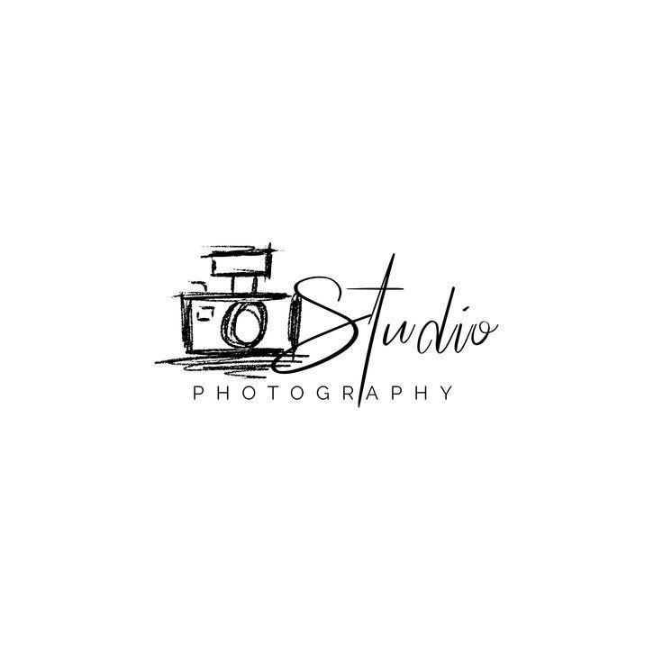 Photography Logo Design Premade Studio Logo Camera Logo Feminine Logo Wedding Photography Photo Logo Design Camera Logos Design Photographers Logo Design