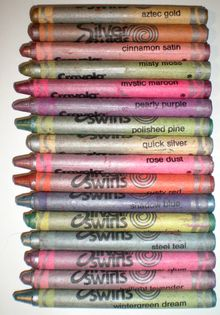 Crayola Swirls. I miss these.