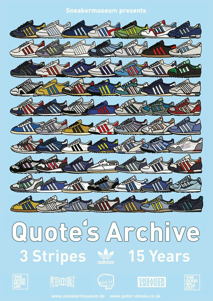 adidas originals quotes