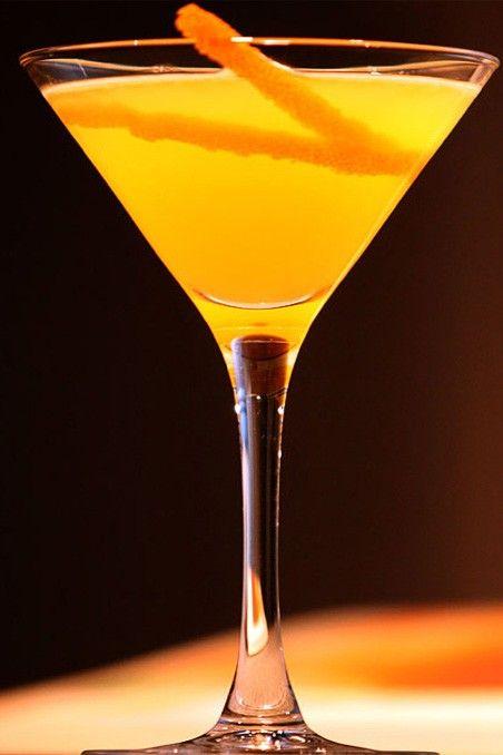 Cocktail Cosmo: Orange Blossom