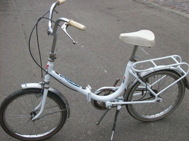 bicicletta pieghevole tipo graziella marca robert