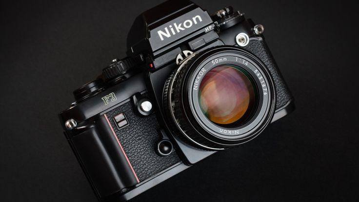 A Nikon 35mm Stills Camera Actually Shot Parts of 'Indiana Jones and the Temple of Doom'