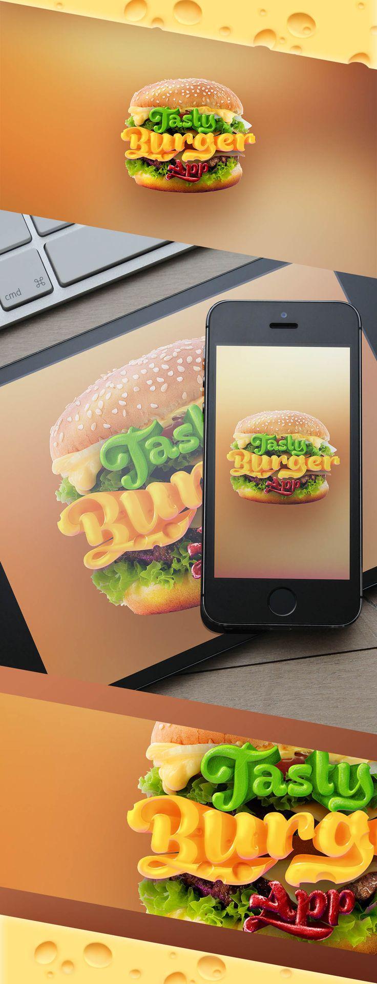 """""""burger"""" приложение о бургерах"""