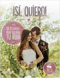 Siempre se ha dicho que el día de tu boda es el más feliz de tu vida. Con ¡Sí, quiero!, el libro más esperado sobre cómo preparar y diseñar tu boda, no sólo será el más feliz, sino también el más especial, divertido, recordado y auténtico. En estas páginas encontrarás excelentes ideas para que todo en tu boda sea original y hable de ti: desde el diseño de las invitaciones hasta la luna de miel, ¡Si, quiero! (Planeta)