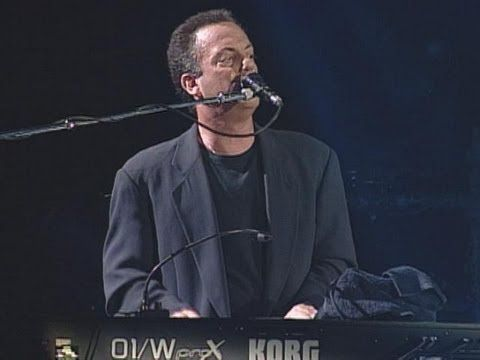 Billy Joel - Pressure  Live-this song is so indicative of the way my life is going right now!!