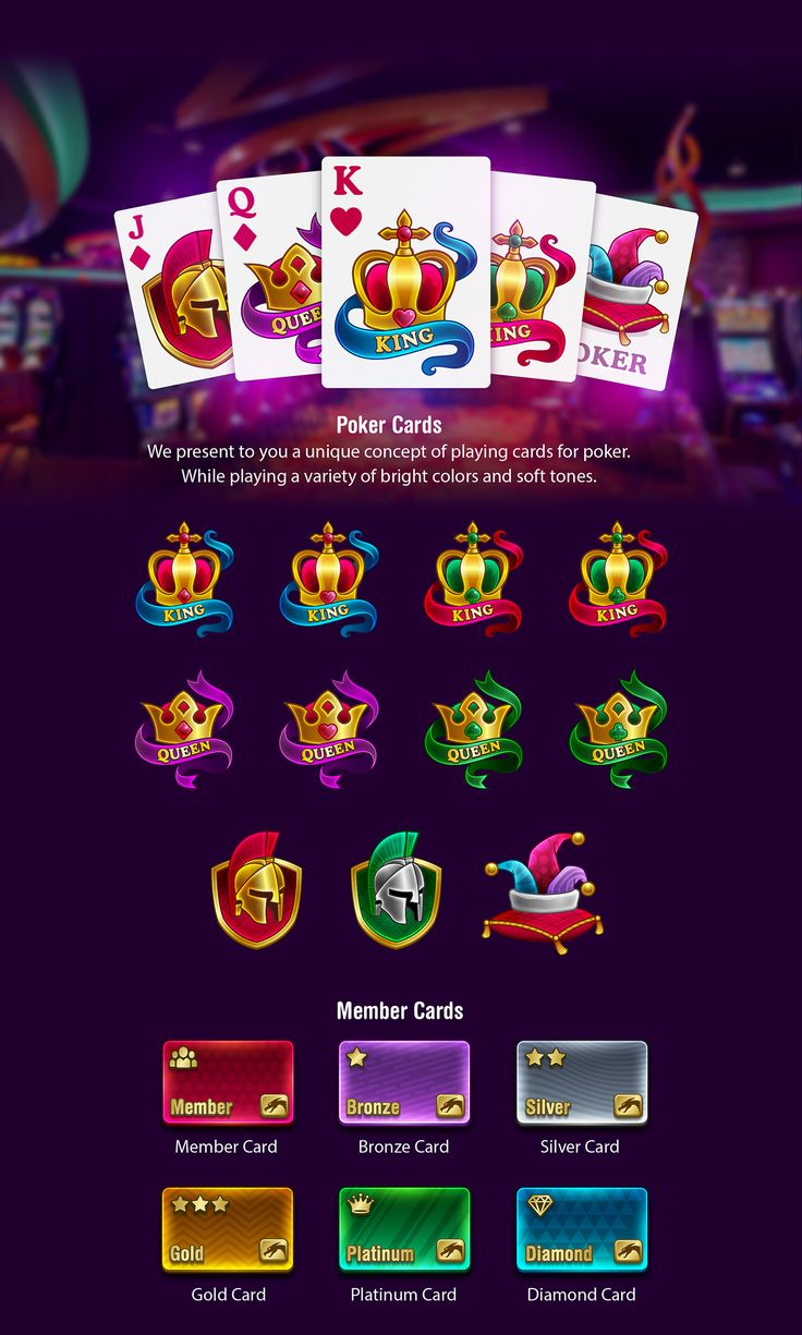 The New Video Poker & Blackjack Casino 2.0 on Behance