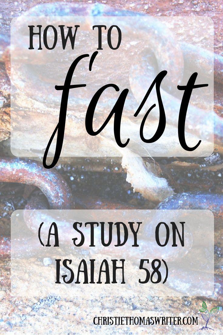 Bible Study: