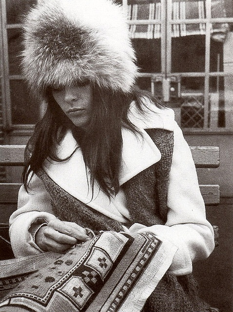 Ali MacGraw in 'Love Story', 1970.
