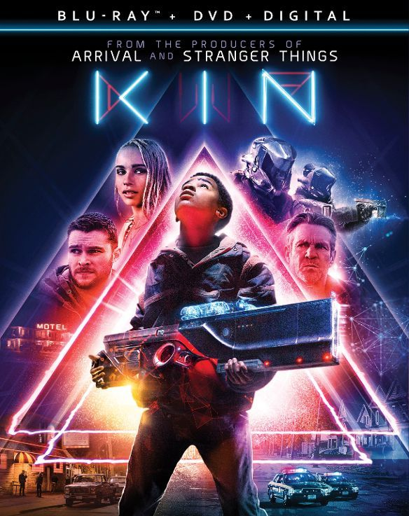 Kin [Includes Digital Copy] [Blu-ray/DVD] [2018] in 2019 | christmas