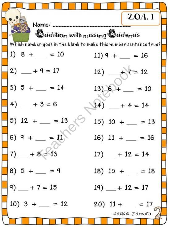 1000+ images about Addition and subtraction on Pinterest | Word ...
