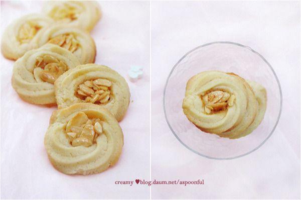 버터링 쿠키  butter cookie http://blog.daum.net/aspoonful