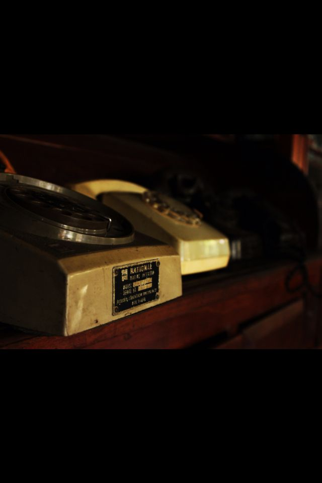 #old #vintage #telephone