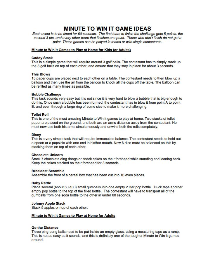 MINUTE TO WIN IT GAME IDEAS.pdf