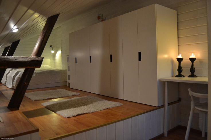 A cosy place to sleep / Kodikas nukkumapaikka #oikotieasunnot #makuuhuone