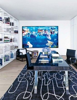 Contemporary Office in Hollywood, FL
