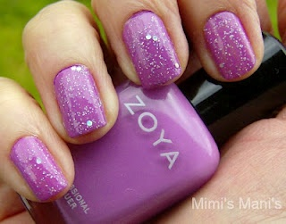 Zoya Perrie with Servin Up Sparkle
