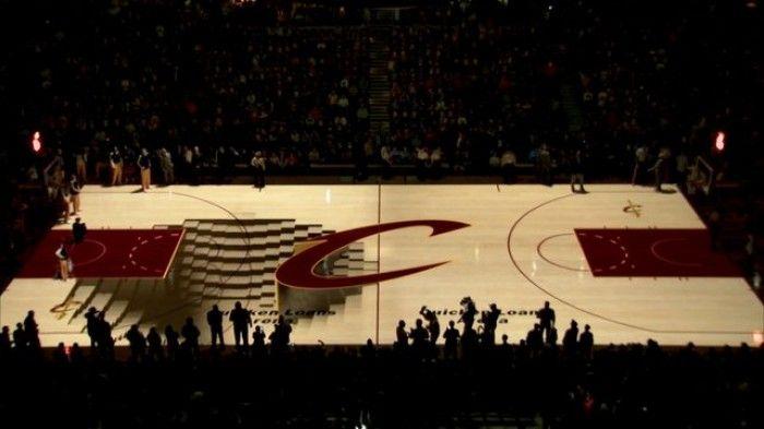 O sensacional show do Cleveland Cavaliers na Quicken Loans Arena   Marketing Esportivo