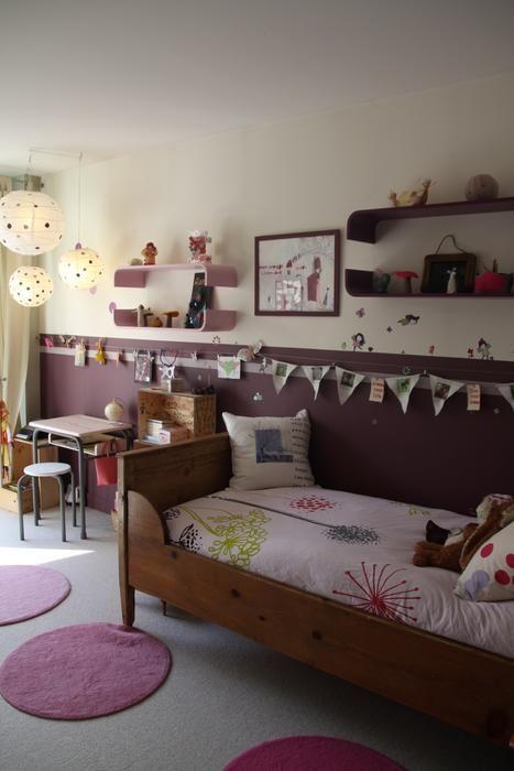 "chambre fille ................ #GlobeTripper®   https://www.globe-tripper.com   ""Home-made Hospitality"""