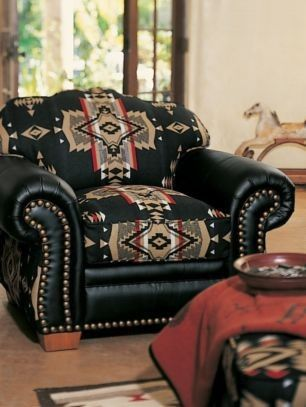 great inspiration for the leather chair i want to redo