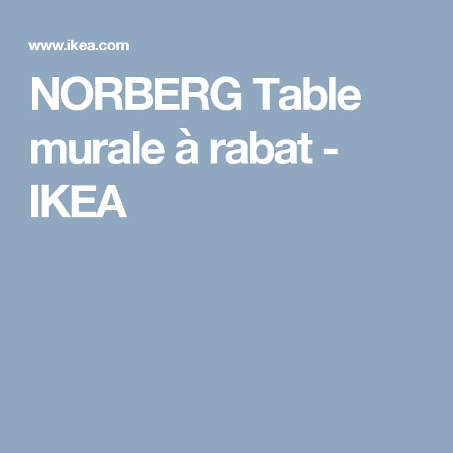 17 best ideas about table murale on pinterest art - Table a rabat murale ...