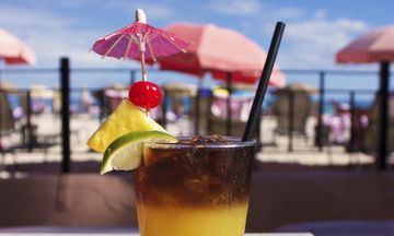 how to make a mai tai drink with pineapple juice