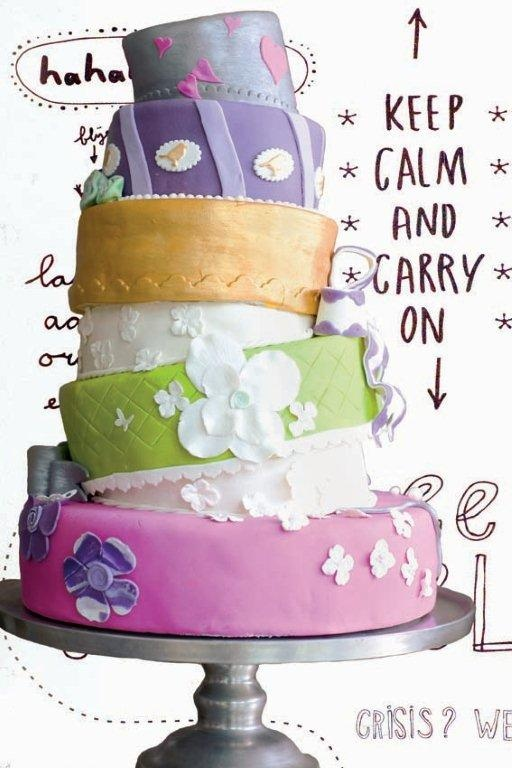 beautiful weddingcake :)