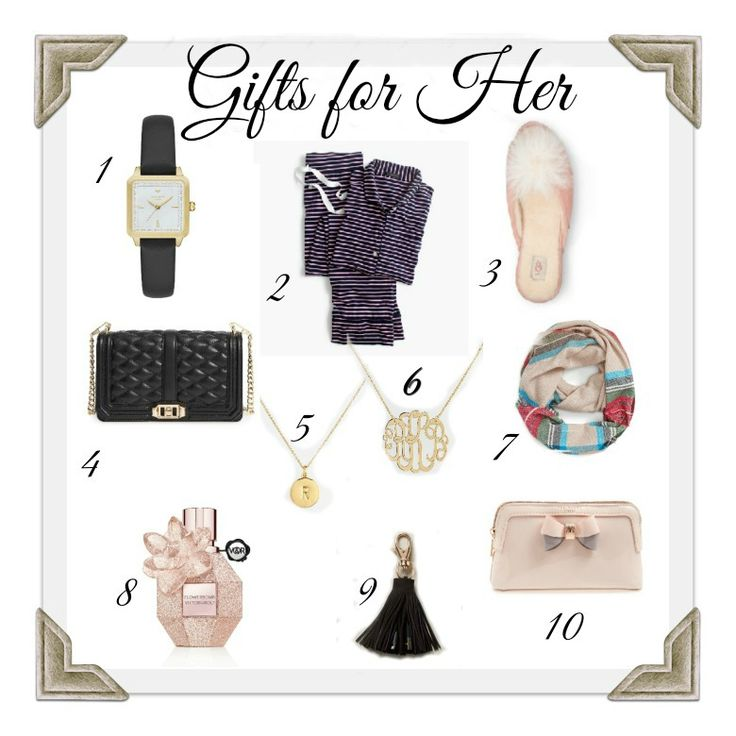 Christmas and holiday gift guide for women / for her